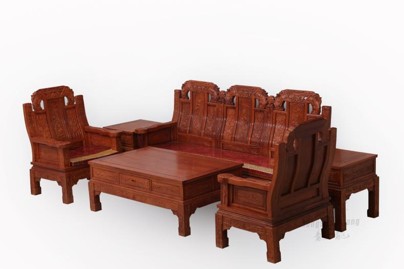 Ming Dy Style rosewood solid wood furniture palace chair Fauteuil