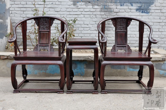 Details About Old Ming Dy India Lobular Rosewood Solid Wood Palace Chair Fauteuil Chair 028