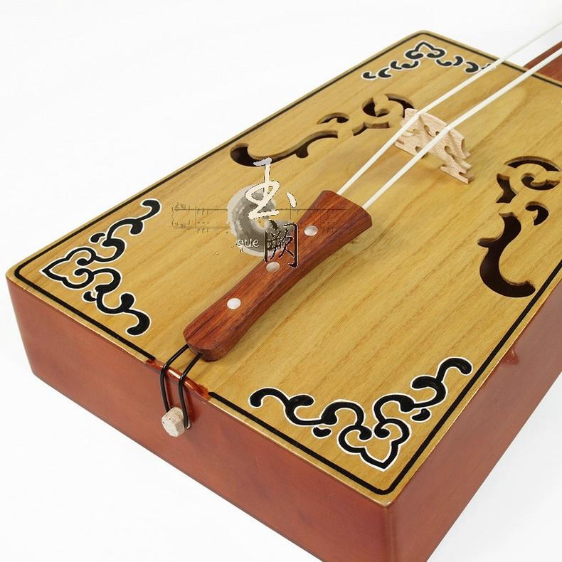 Matouqin, Morin Khuur Horsehead Fiddle, Mongolian Cello